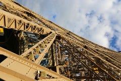 башня eiffel paris Стоковые Фотографии RF