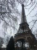 Башня Eiffel pt I стоковое фото