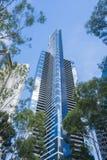 Башня Eureka в Мельбурне Стоковое Изображение RF