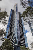 Башня Eureka в Мельбурне Стоковое фото RF