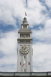 башня francisco san парома часов здания Стоковые Изображения