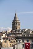 Башня Galata Стоковая Фотография RF