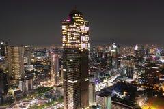 Башня Gama, южная Джакарта - Индонезия стоковое фото rf