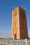 башня hassan Стоковые Фотографии RF
