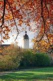башня hausmannsturm стоковое фото rf