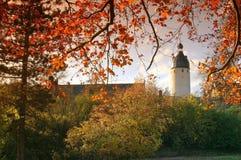 башня hausmannsturm стоковые фото