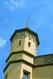 Башня Hohen Schwangau Стоковое Изображение RF