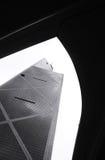 башня Hong Kong фарфора банка Стоковые Изображения RF