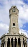 башня izmir часов Стоковое Фото