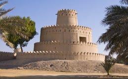 башня jahili форта круглая Стоковое Изображение