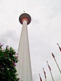 башня kl Куала Лумпур Малайзии Стоковые Изображения
