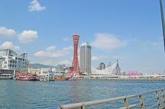 башня kobe гаван Стоковое Фото