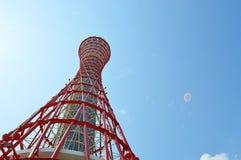 башня kobe гаван Стоковая Фотография