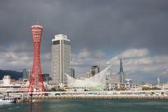 башня kobe гаван Стоковое фото RF