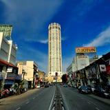 Башня Komtar стоковая фотография rf
