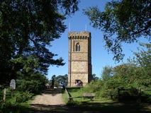 башня leith холма Стоковое Изображение RF