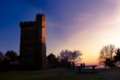 башня leith Стоковое Изображение