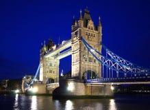 башня london моста Стоковое Фото
