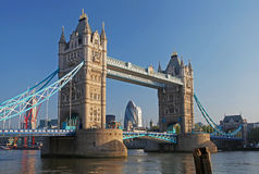 башня london моста стоковые фотографии rf