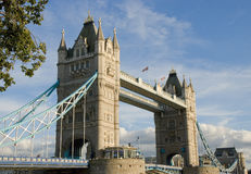 башня london моста Стоковая Фотография RF