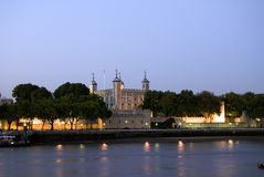 башня london Стоковые Изображения RF