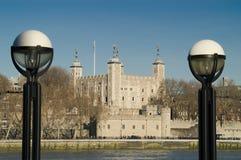 башня london Стоковое Изображение