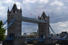 башня london s моста Стоковое Изображение