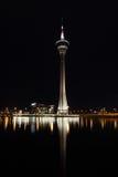башня macau Стоковые Изображения