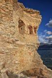 Башня Martello, St Florent, Корсика Стоковые Фотографии RF