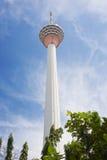 башня menara Куала Лумпур Малайзии стоковая фотография
