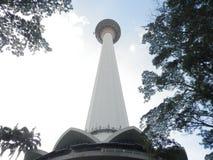 Башня Menara KL Стоковые Фотографии RF