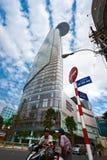 башня minh ho города хиа bitexco финансовохозяйственная Стоковые Изображения RF