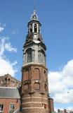 башня munt amsterdam Стоковые Изображения