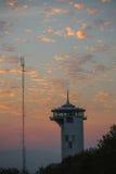 Башня Nakhon Sawan стоковое изображение