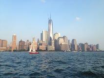 Башня NYC свободы Стоковое Изображение RF