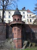 башня olomouc Стоковое Изображение