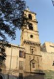 башня palermo gesu церков колокола Стоковая Фотография