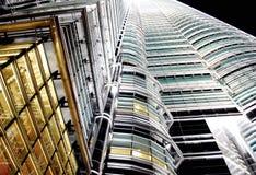 башня petronas Стоковые Фото