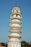 башня pisa Стоковые Изображения