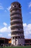 башня pisa Стоковое Изображение