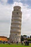 башня pisa Стоковая Фотография RF