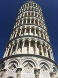 башня pisa Стоковая Фотография