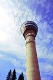 Башня Puijo Стоковые Фотографии RF