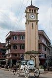 Башня Purcell в Мьянме Стоковые Фотографии RF
