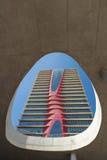 Башня Realia, Барселона Стоковое Изображение