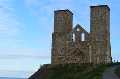 Башня Reculver Стоковые Изображения