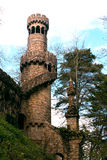 башня regaleira Стоковые Изображения