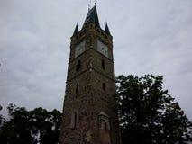 Башня ` s Стефана от конематки Baia Стоковые Изображения