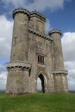 Башня ` s Paxton в Carmarthenshire западном Уэльсе Стоковые Фотографии RF