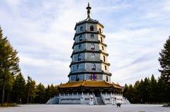 Башня Saihan в провинции Хэбэя, Китае Стоковые Изображения RF
